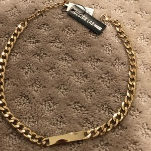 NET Gold chain necklace